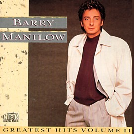 Barry Manilow Greatest Hits Volume 2 Album Artwork