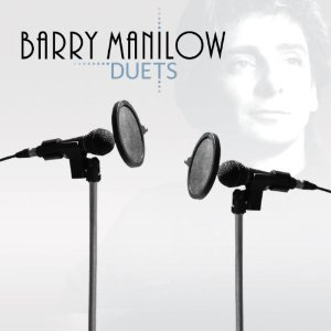 Barry Manilow Duets Album Artwork