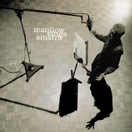 Manilow Sings Sinatra Album Artwork