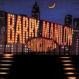 Barry Manilow Showstoppers Album Artwork