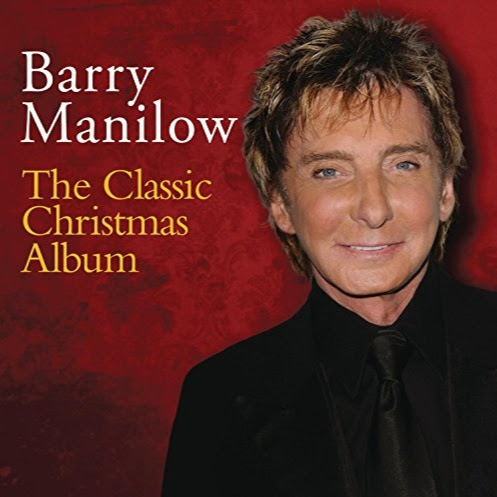 Barry Manilow The Classic Christmas Album Artwork