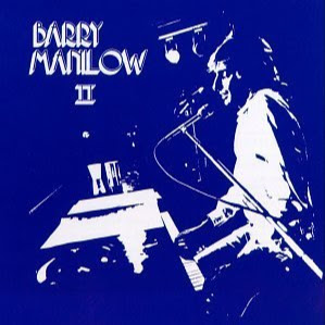 Barry Manilow II Cover Art