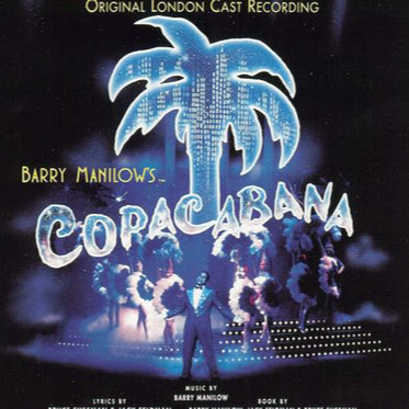 Barry Manilow's Copacabana Cast Album Artwork