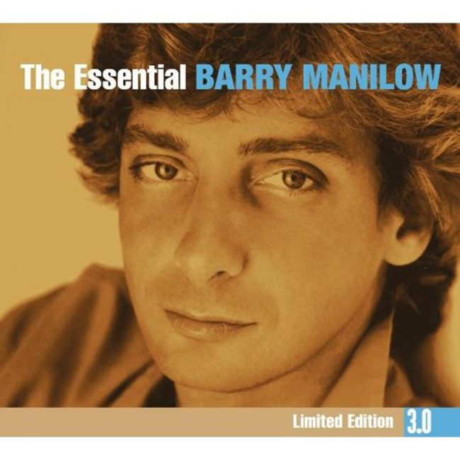 The Essential Barry Manilow 3.0 Album Artwork