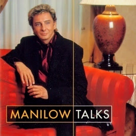 Manilow Talks Cover Artwork