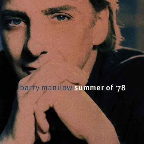 Barry Manilow Summer of '78 Cover Artwork