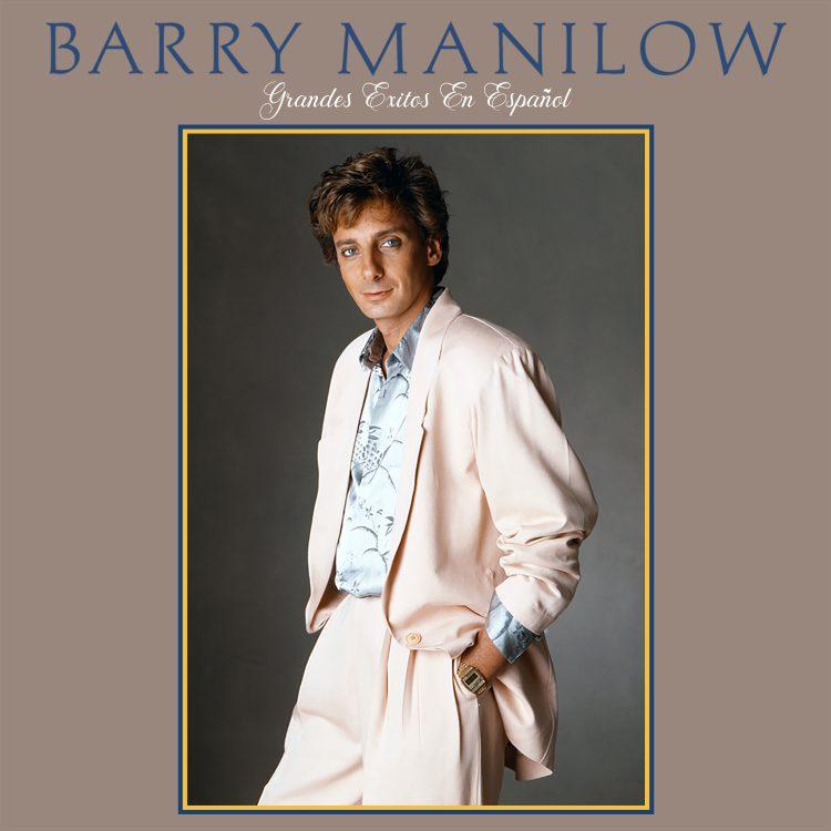 Barry Manilow Grandes Exitos En Espanol Album Cover