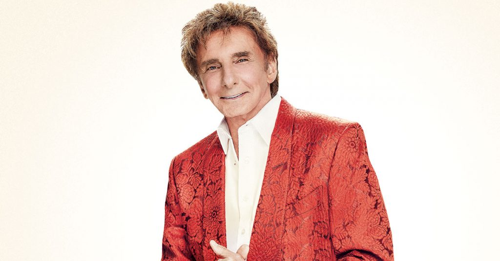 A Very Barry Christmas – San Diego, CA – Dec 13, 2018 – Barry Manilow