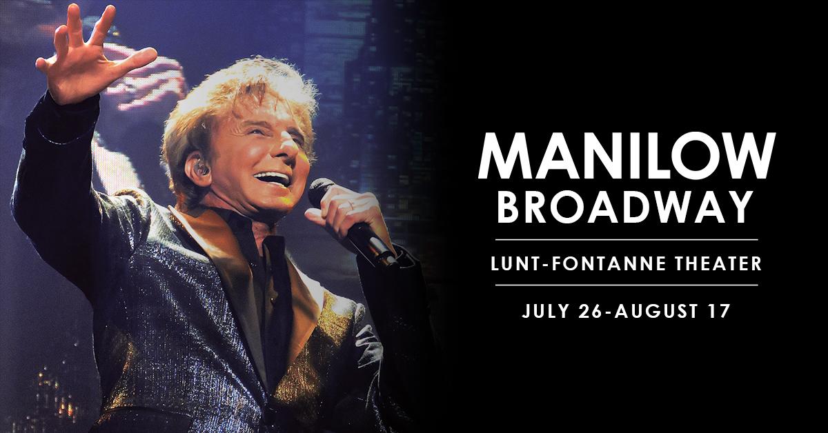 Manilow Returns to Broadway