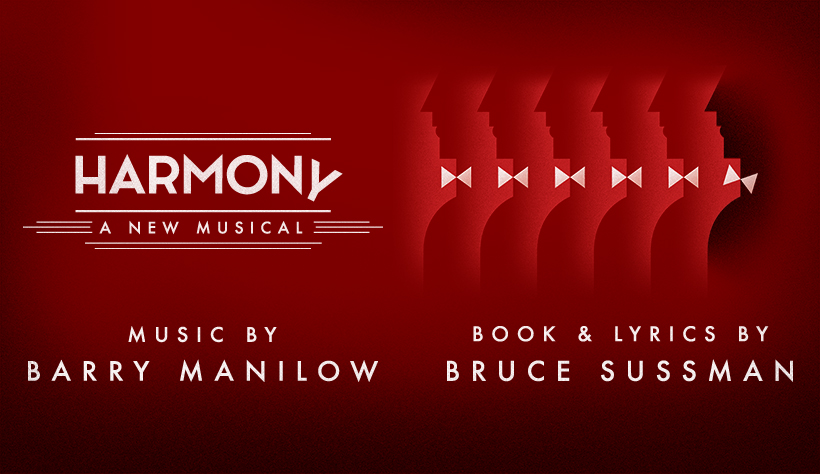 National Yiddish Theatre Folksbiene to Present NYC Debut of Harmony A New Musical by Barry Manilow and Bruce Sussman in February 2020