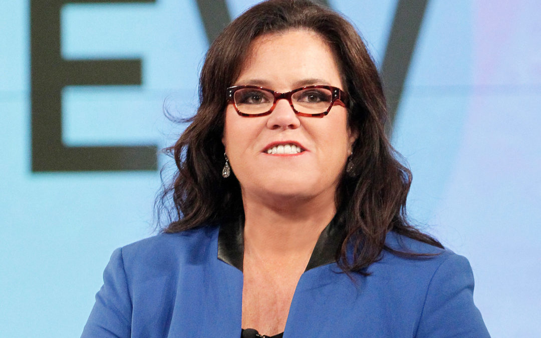 THE ROSIE O'DONNELL SHOW is back!