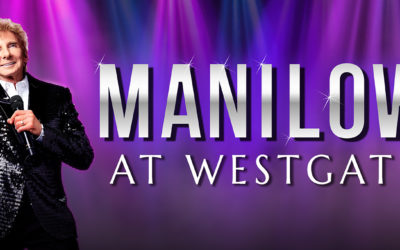 MANILOW: LAS VEGAS – THE HITS COME HOME! EXTENDED FOR RECORD-BREAKING RUN